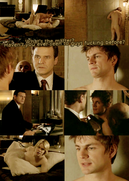 Queer As Folk Brian And Justin Sex