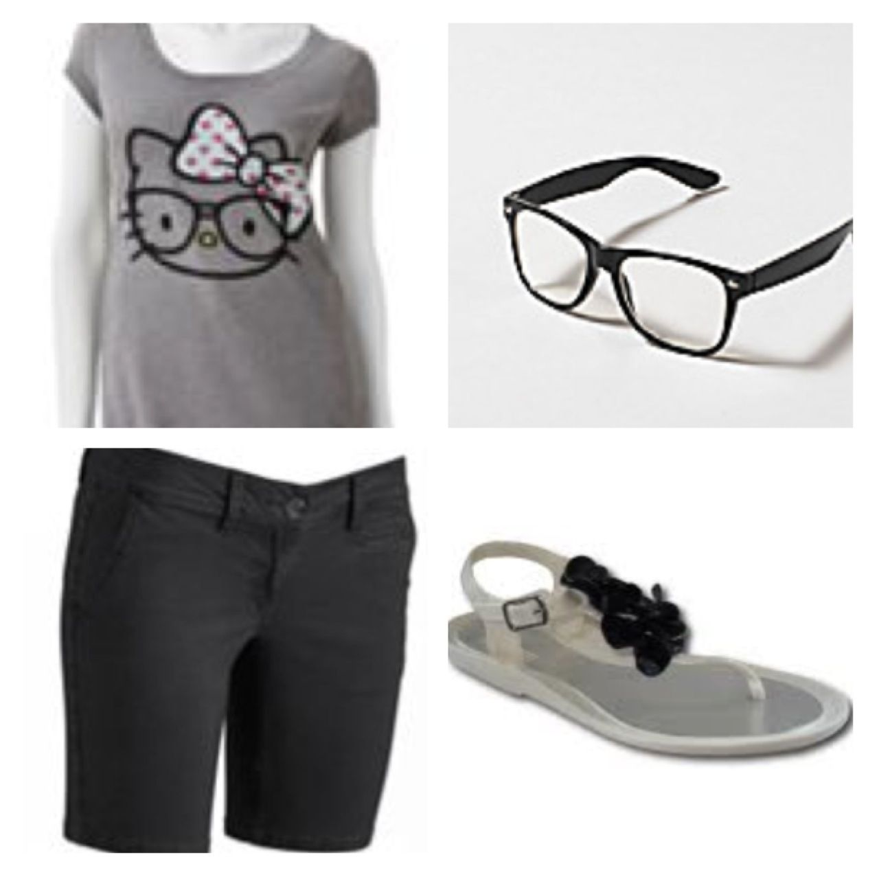 Hello kitty clothing for women