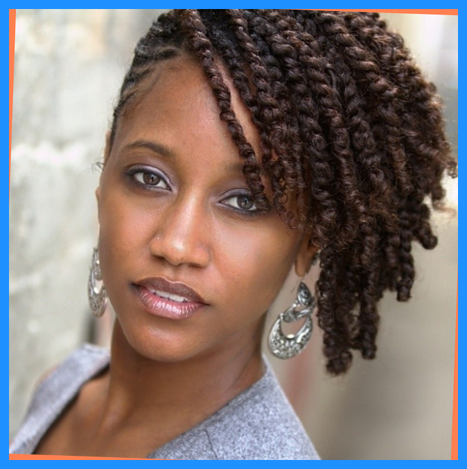 Two Strand Twists Archive | Black Women Natural Hairstyles With ...