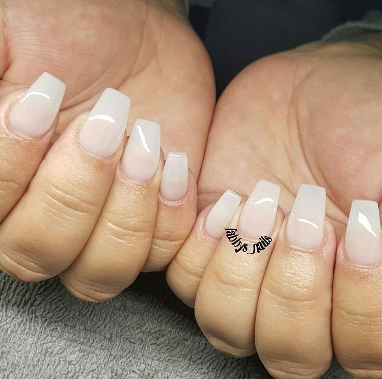 Clear White Nails White Acrylic Nails Long Acrylic Nails Coffin Long Acrylic Nails