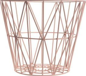 Ferm Living Wire basket   Pink  One size Fabrics   Iron Composition   High  resistantFerm Living Wire basket   Pink  One size Fabrics   Iron  . Ferm Living Basket Uk. Home Design Ideas
