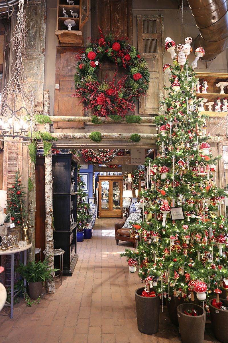 Enchanted Christmas • 2019 Holiday Boutique   Roger's Gardens