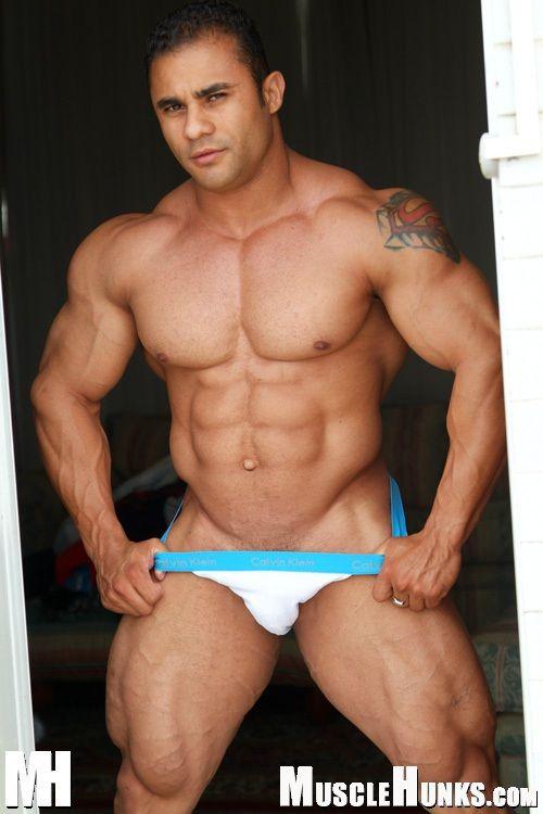 Alejandro Vega - Musclehunks Brazilian Bodybuilder  Hot -2357