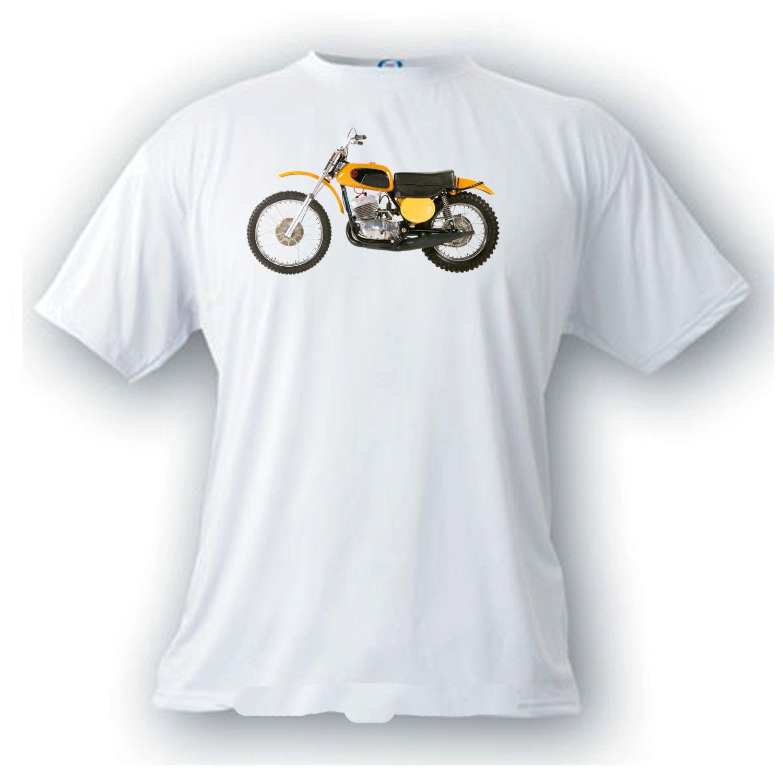 Honda motorcycle vintage tee shirt not absolutely