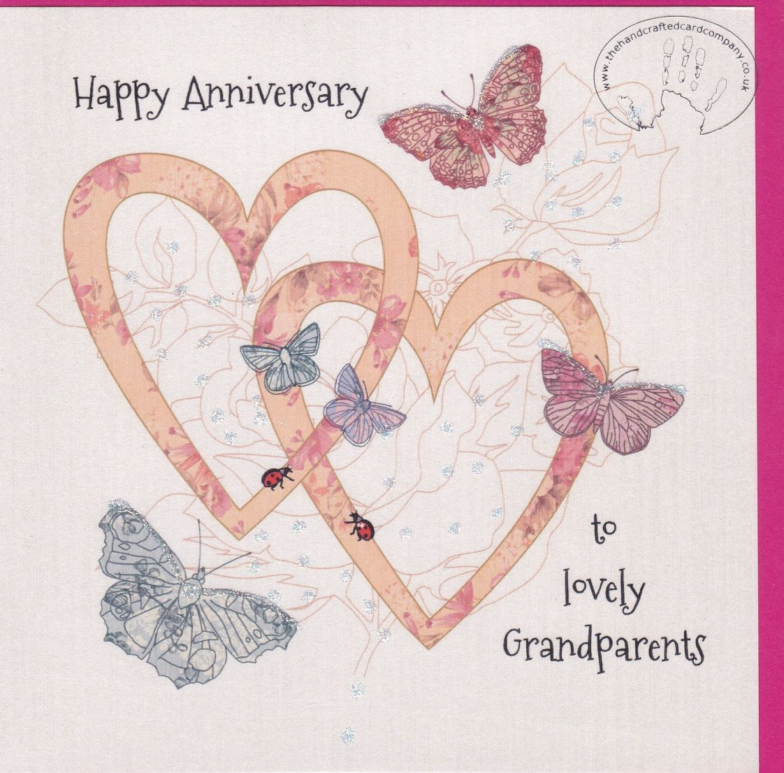 Anniversary cards for grandparents
