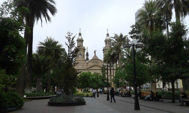 Plaza de armas *Sant de Chile