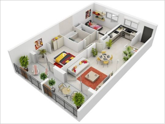 Square Meter Apartment Visit Gabilio Home  Garden For More
