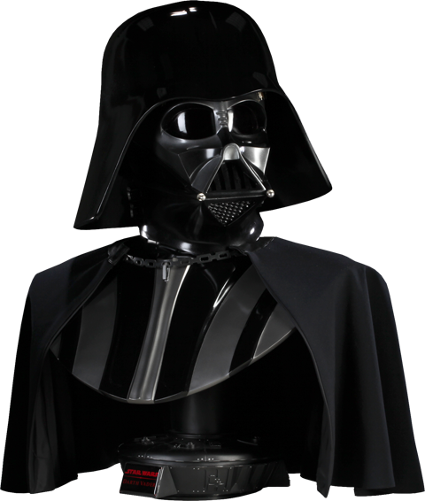 Star Wars Darth Vader Life Size Bust By Sideshow Collectible Darth Vader Star Wars Darth Vader Life Size