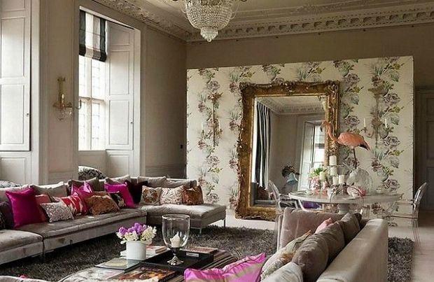 Large Mirrors For Living Room | Home Decor Ideas | Pinterest ...