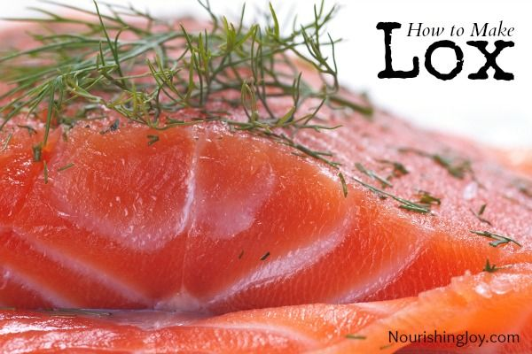 lox recipe healthy recipes seafood pinterest real food