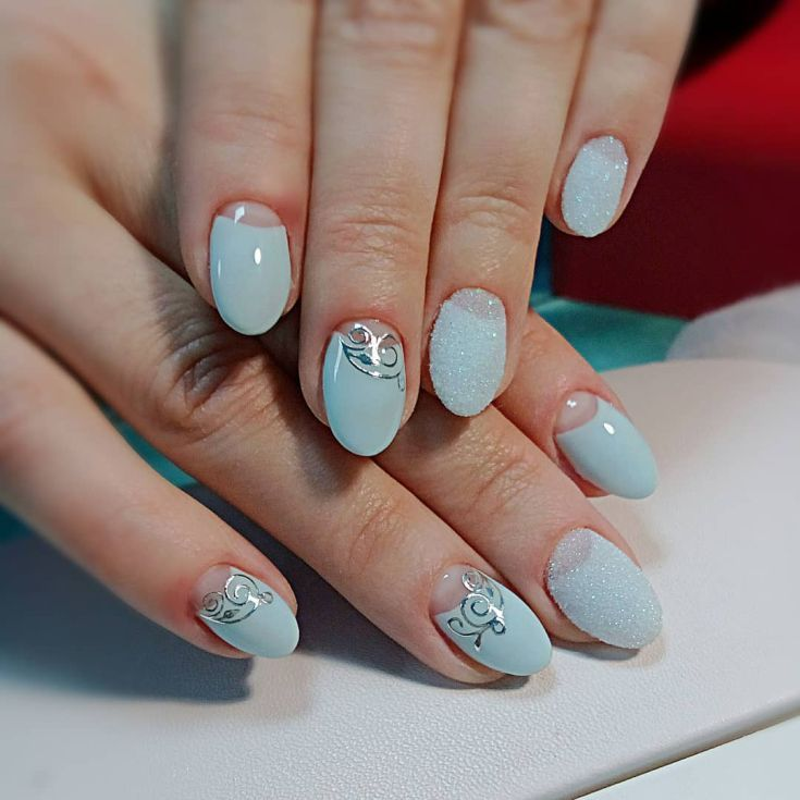 The 100 oval shaped nails designs 2018 The 100 oval shaped nails designs  2018 - The 100 Oval Shaped Nails Designs 2018 The 100 Oval Shaped Nails