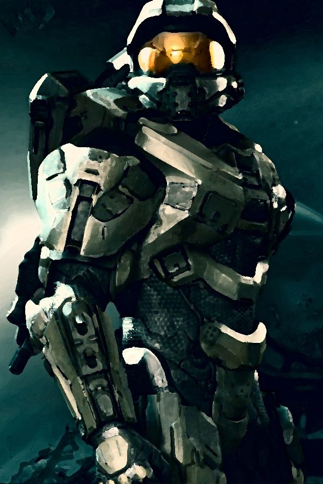 Halo Master Chief Wallpaper Themes Hd Amazing Wallpaperz Phone