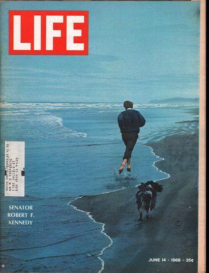 Life June 14 1968 Life Magazine Covers Kennedy Life Magazine