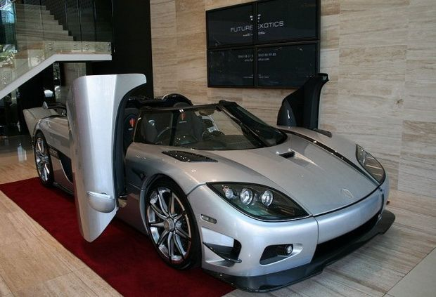 Top 10 Most Expensive Cars For Sale On Jameslist Koenigsegg