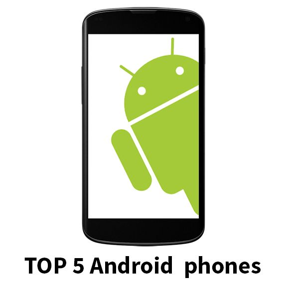 best Android phones under LKR 25000 to 30000, this top five
