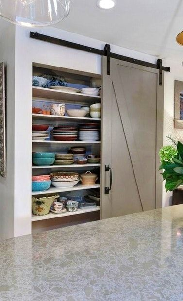 #homedecor #kitchenideas #inspiration | Design ideas for a mid-sized transitional l-shaped eat-in kitchen in Charleston with gray cabinets an undermount ... & homedecor #kitchenideas #inspiration | Design ideas for a mid-sized ...