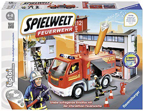 Ravensburger tiptoi Spielwelt Feuerwehr 39,90 €