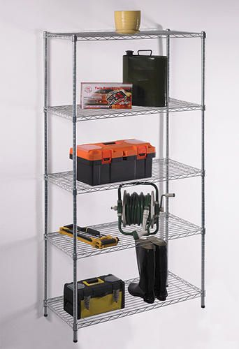 For The Kitchen If Needed Wire Shelving From Menards You Know