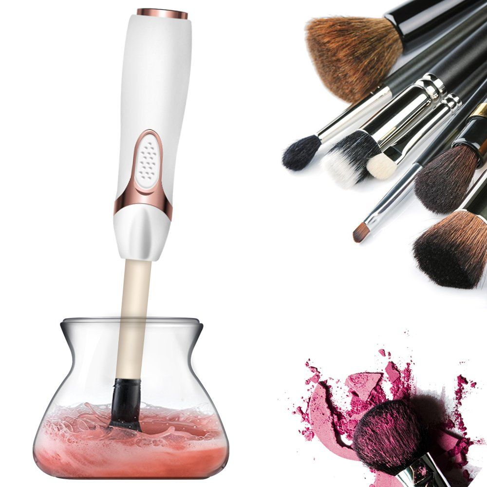 New Makeup Brush Cleaner and Dryer [2018 Upgraded