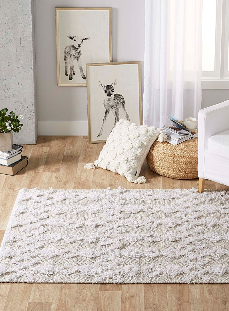 Le Tapis Point Coupe 120 X 180 Cm Simons Maison Grands Tapis Accessoires Deco Simons Rugs Rugs In Living Room Large Living Room Rugs #nice #rug #for #living #room