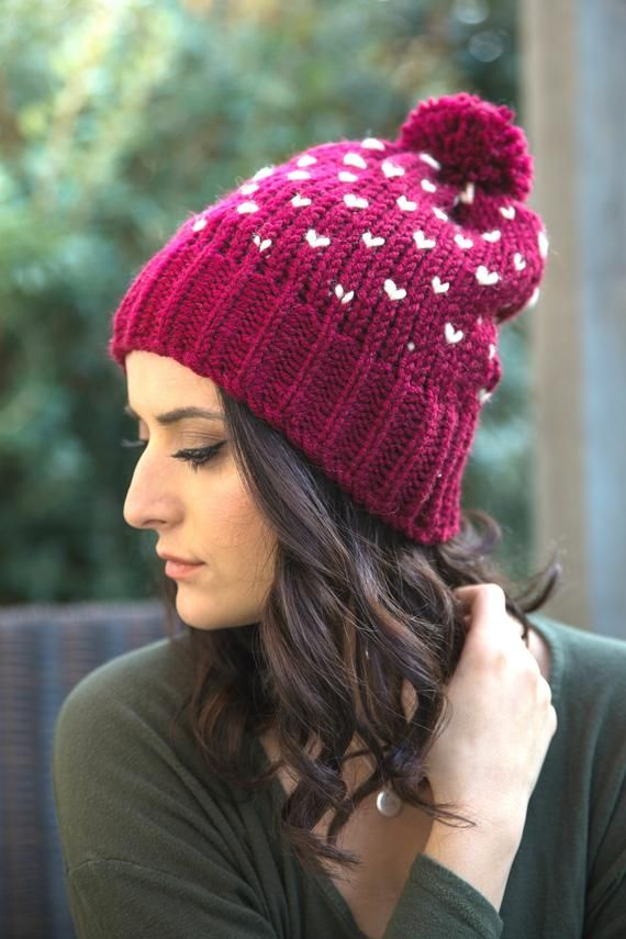 d0c1457c070 Chunky Knit Hat