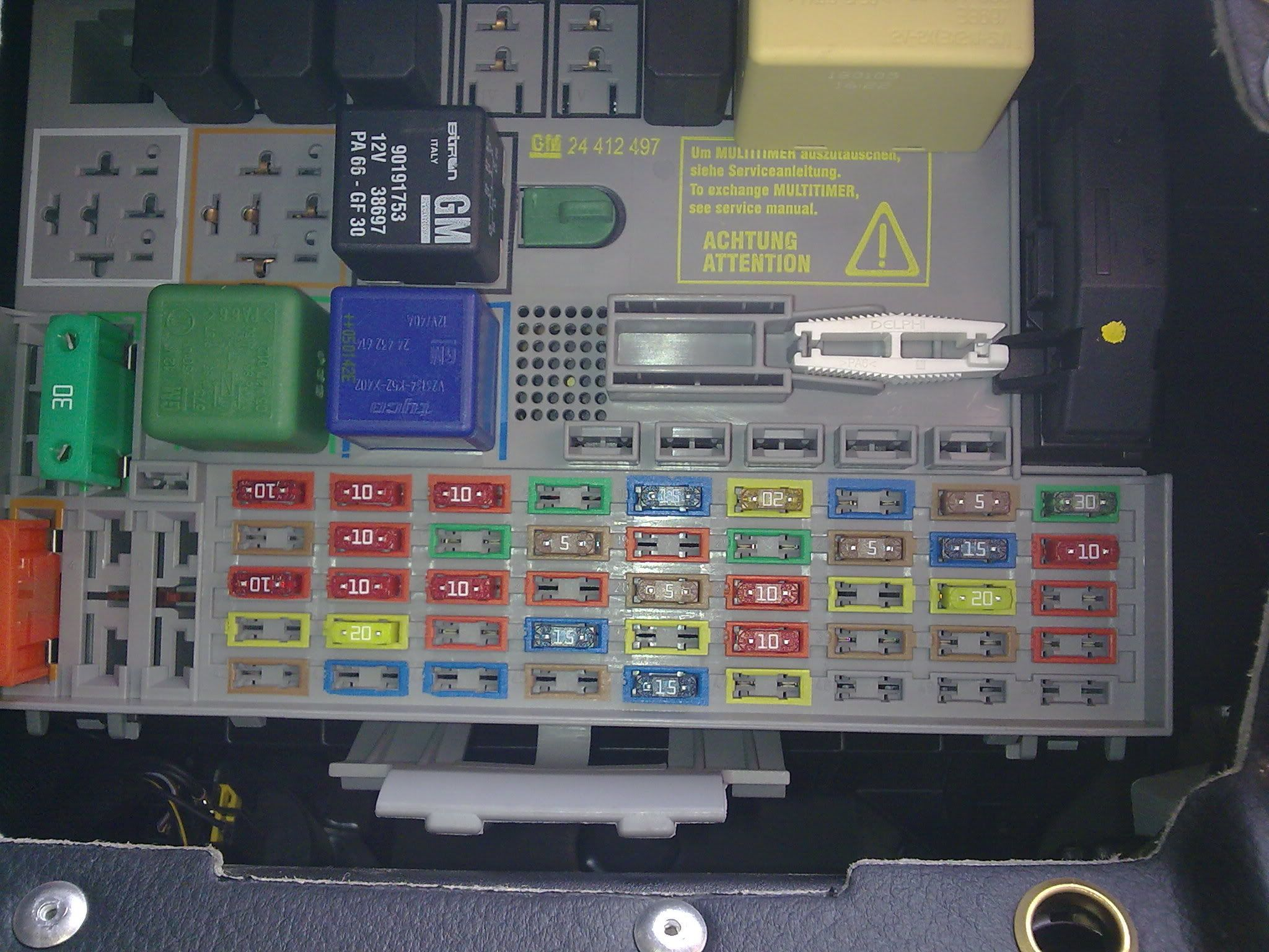 Astra G Fuse Box Layout Auto Electrical Wiring Diagram 2000 Corsa
