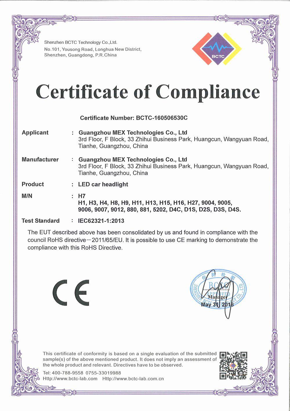 Certificate Of Compliance Template Beautiful Rohs Certificate Of Certificate Templates Certificate Of Participation Template Certificate Of Completion Template Rohs certificate of compliance template