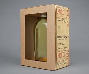 whiskey packaging bottle packaging project