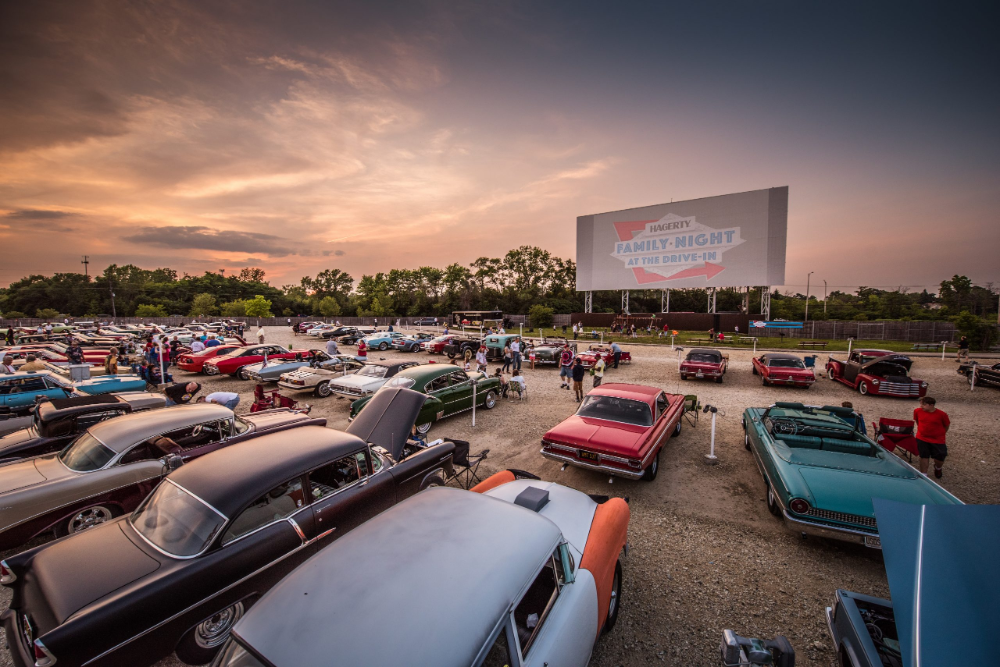Will drivein movie theaters soon provide Americans a much