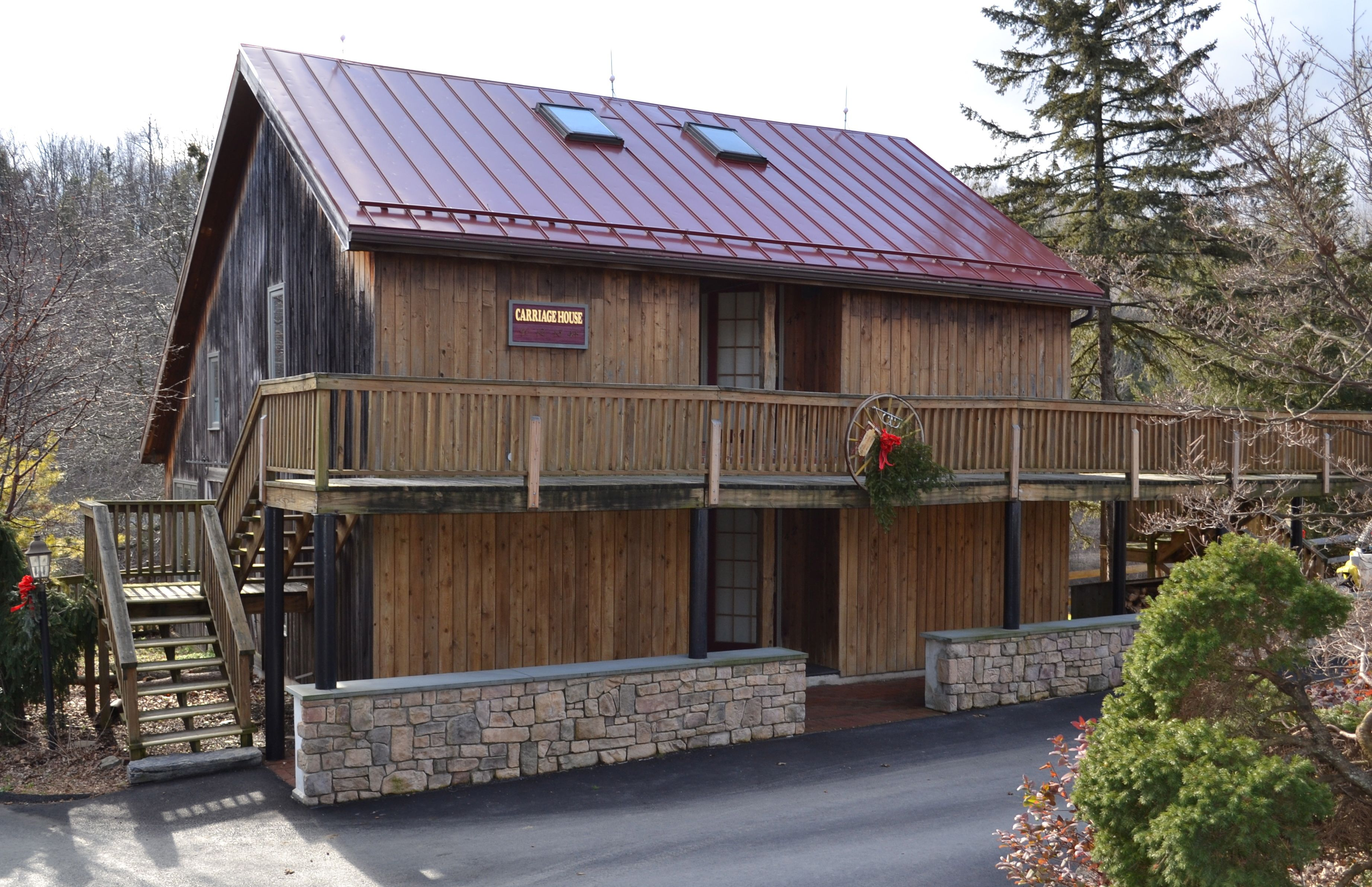 Take me here now.....Glasburn Inn, Lehigh Valley PA