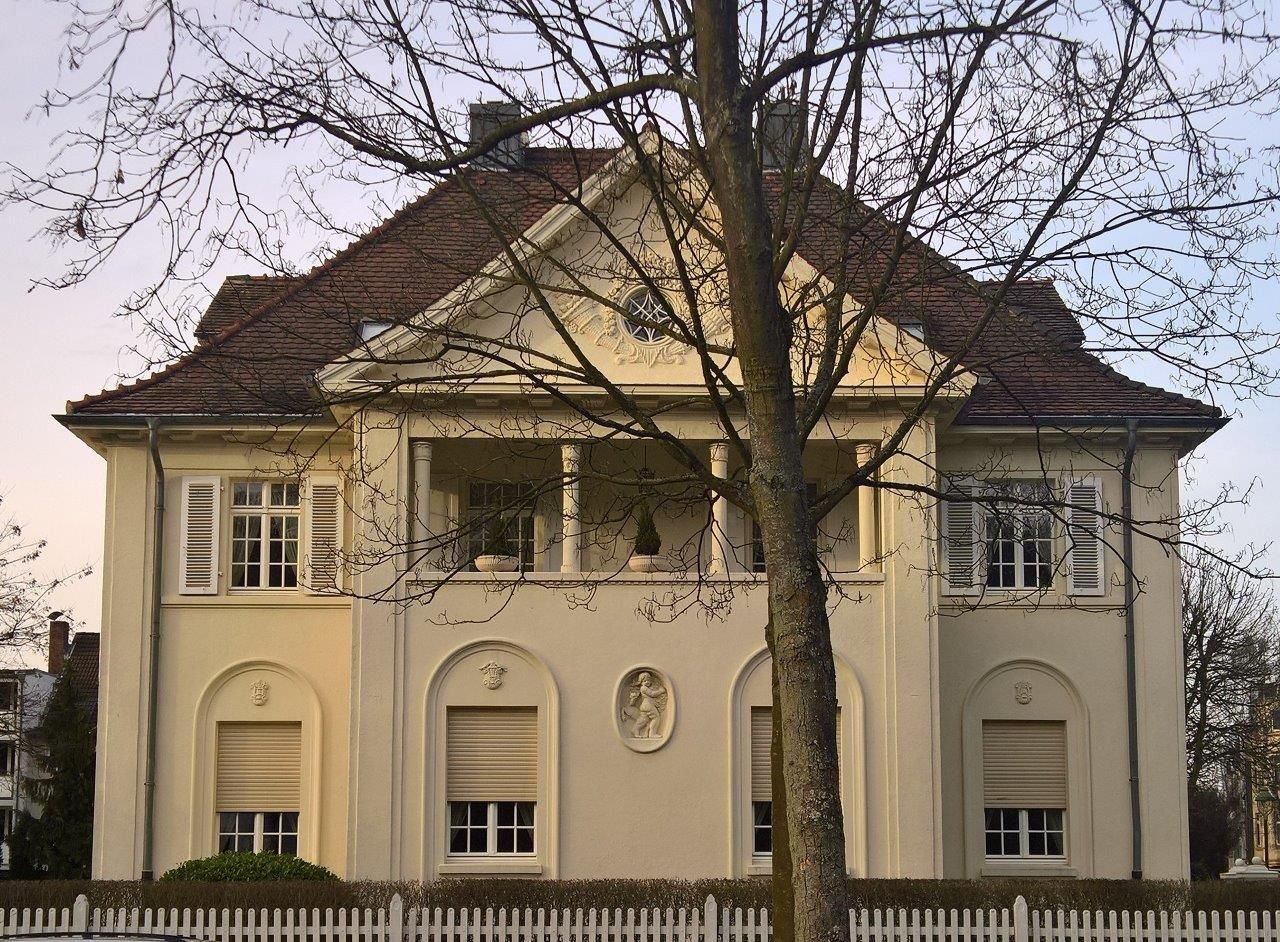 Classic and wonderful villa, built around 1900 classic