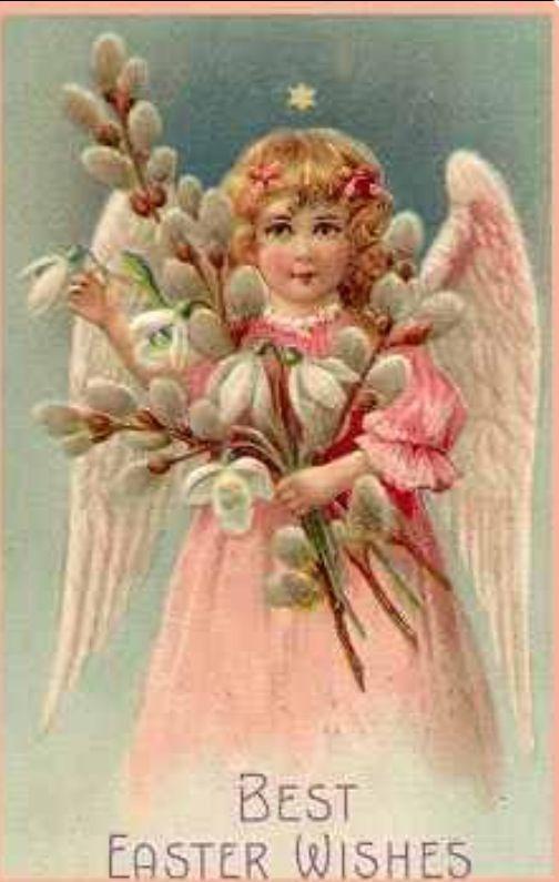 Victorian Easter Vintage Easter Postcards Vintage Easter Cards