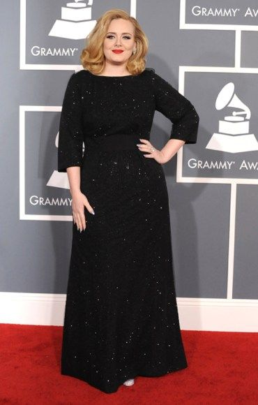 Beautiful and talented. She deserved every Grammy she won this year!