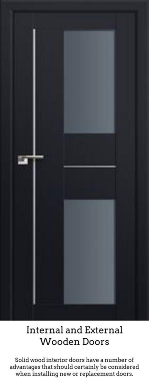 Raised Panel Interior Doors Solid Wood White Internal Doors 3