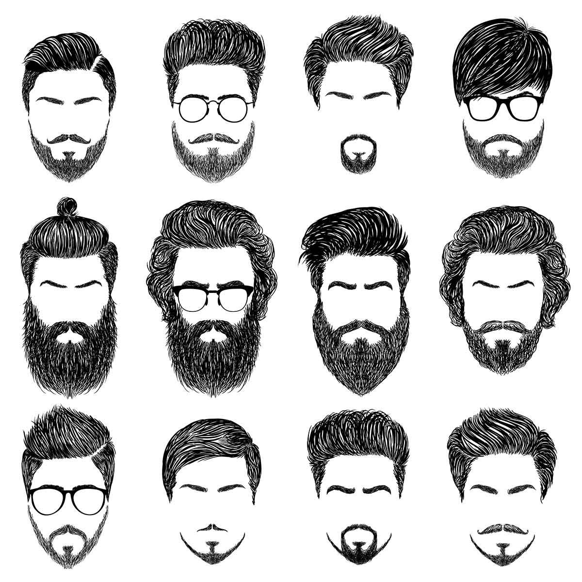 32 Beard Styles For Oval Face Mens Facial Hair Styles For Oval Face Mens Hairstyles With Beard Mens Facial Hair Styles Hair And Beard Styles