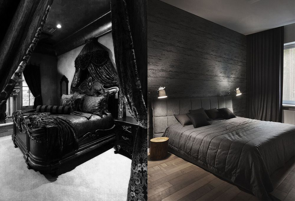 Black Bedroom Ideas Bedroom Decorating Tips Photos And