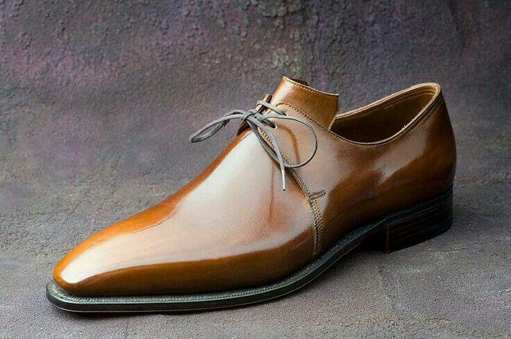 Pierre Corthay Dress Shoes Men Classic Shoes Dress Shoes