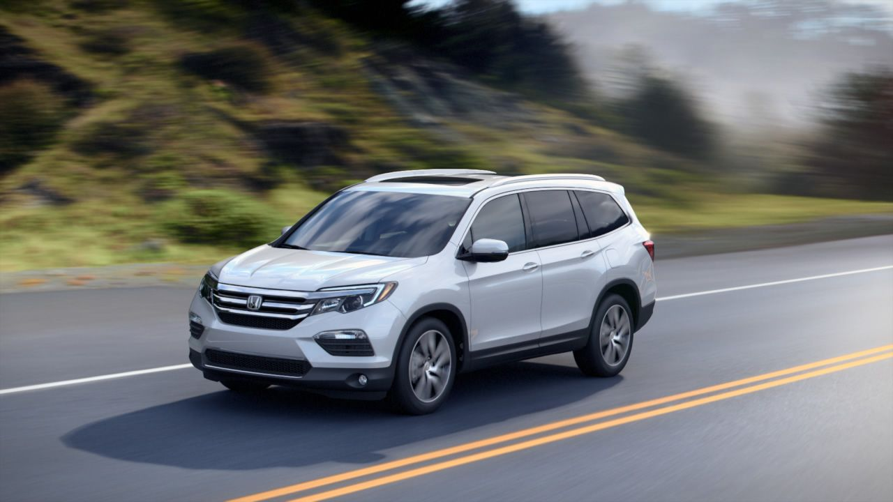 2016 honda pilot exterior photo gallery official site