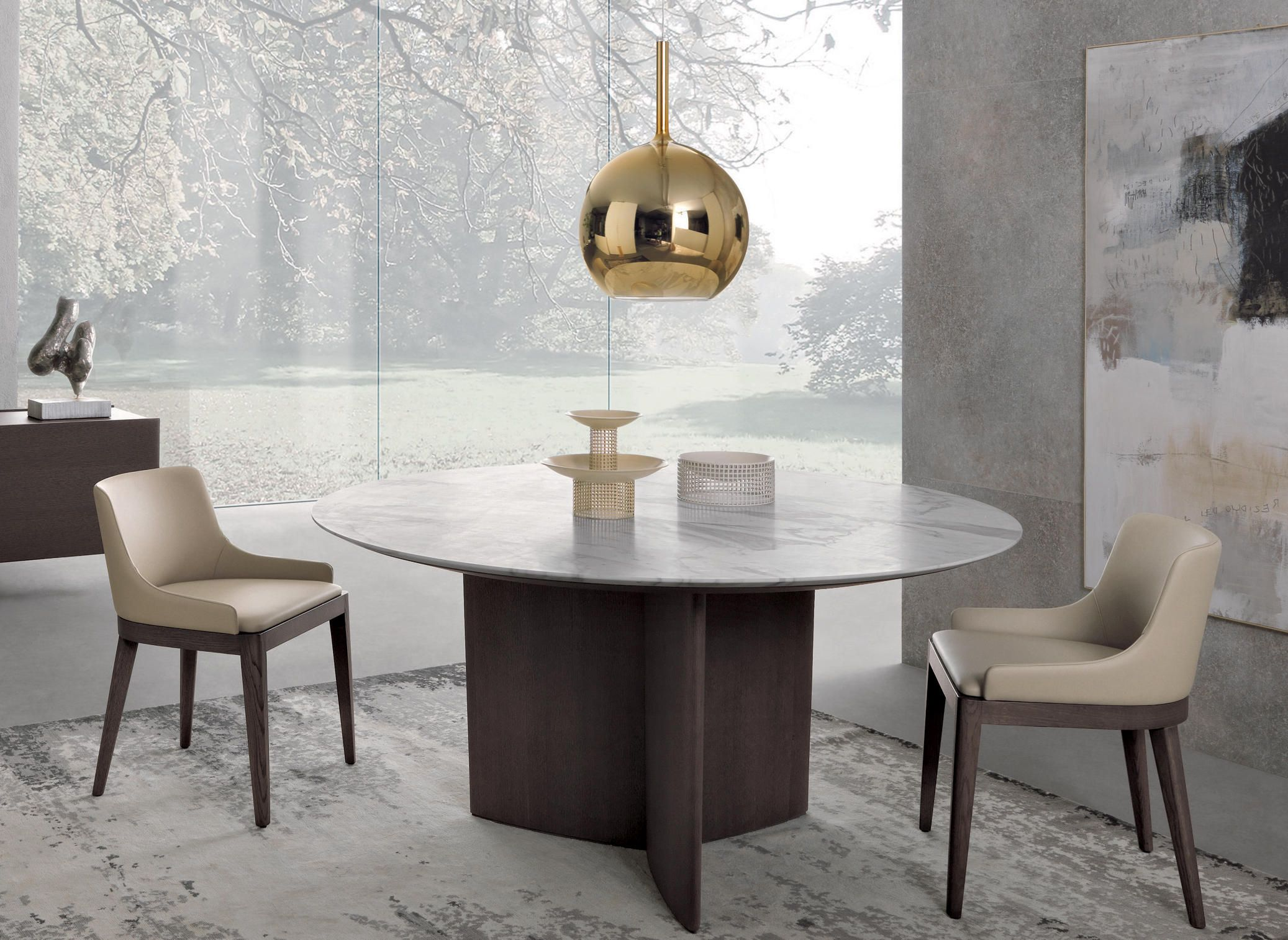 Stunning Light Colored Modern Chairs For Your Interior Luxury