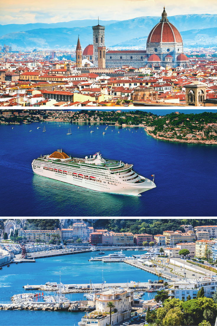 PO Cruises Western Mediterranean Night Cruise From Pp - Mediterranean cruises