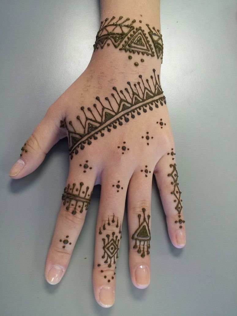 North African Henna By Izzylawlor North African Henna Henna
