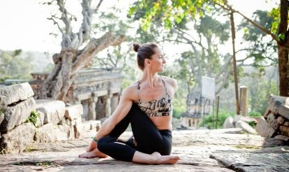6 yoga twists to help you release the past  make room for