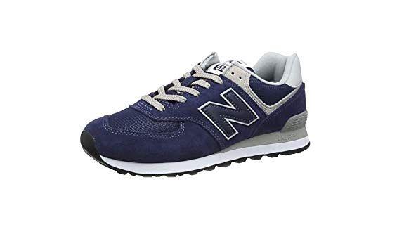 new balance 574v2 nere uomo
