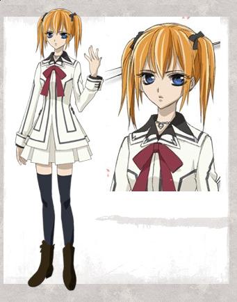 Vampire Knight Characters | Rima Touya | Vampire Knight ♥ | Dibujos ...