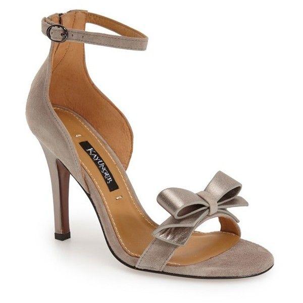 88fb1c7070c Kay Unger  Baroque  Ankle Strap Sandal
