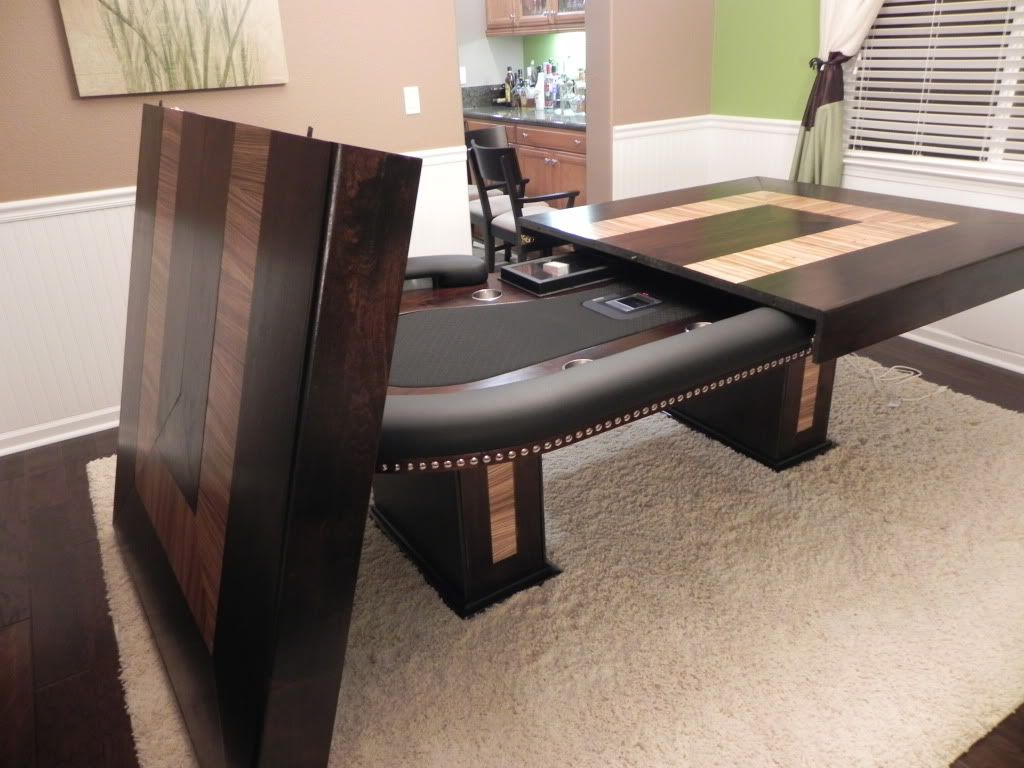 Awesome Custom Table Poker Table Modern Table Design Custom