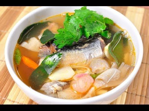 Thai food canned fish hot and spicy soup tom yum pla ka pong thai food canned fish hot and spicy soup tom yum pla ka pong youtube recipes pinterest spicy soup fish and fat forumfinder Gallery