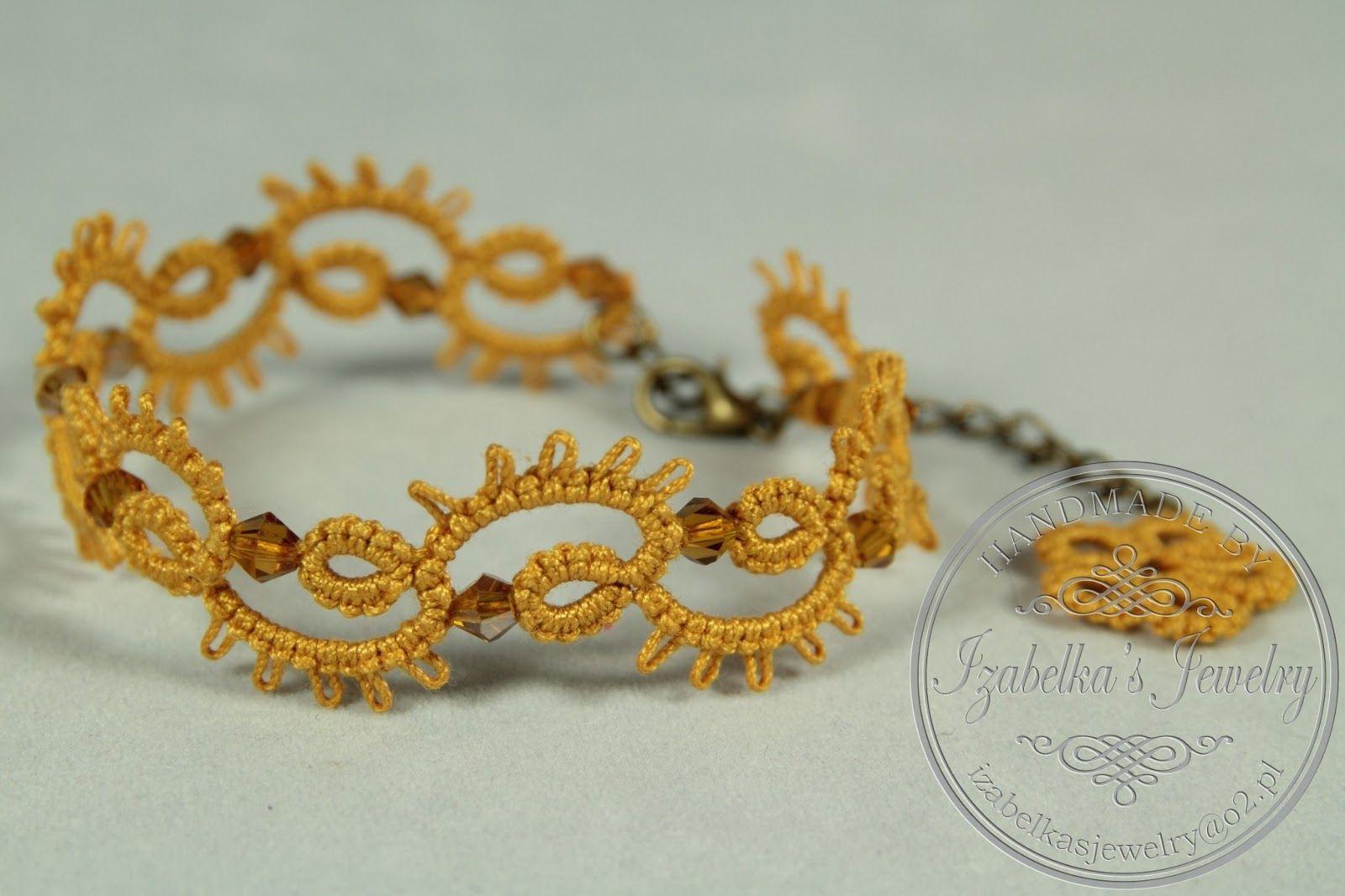 Izabelka's Jewelry: Frywolna biżuteria