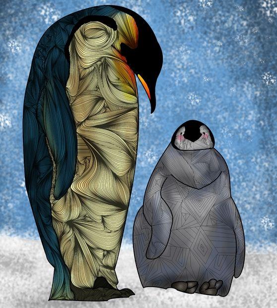 Bengeiger | 동물 삽화, 아트 프린트, 예술
