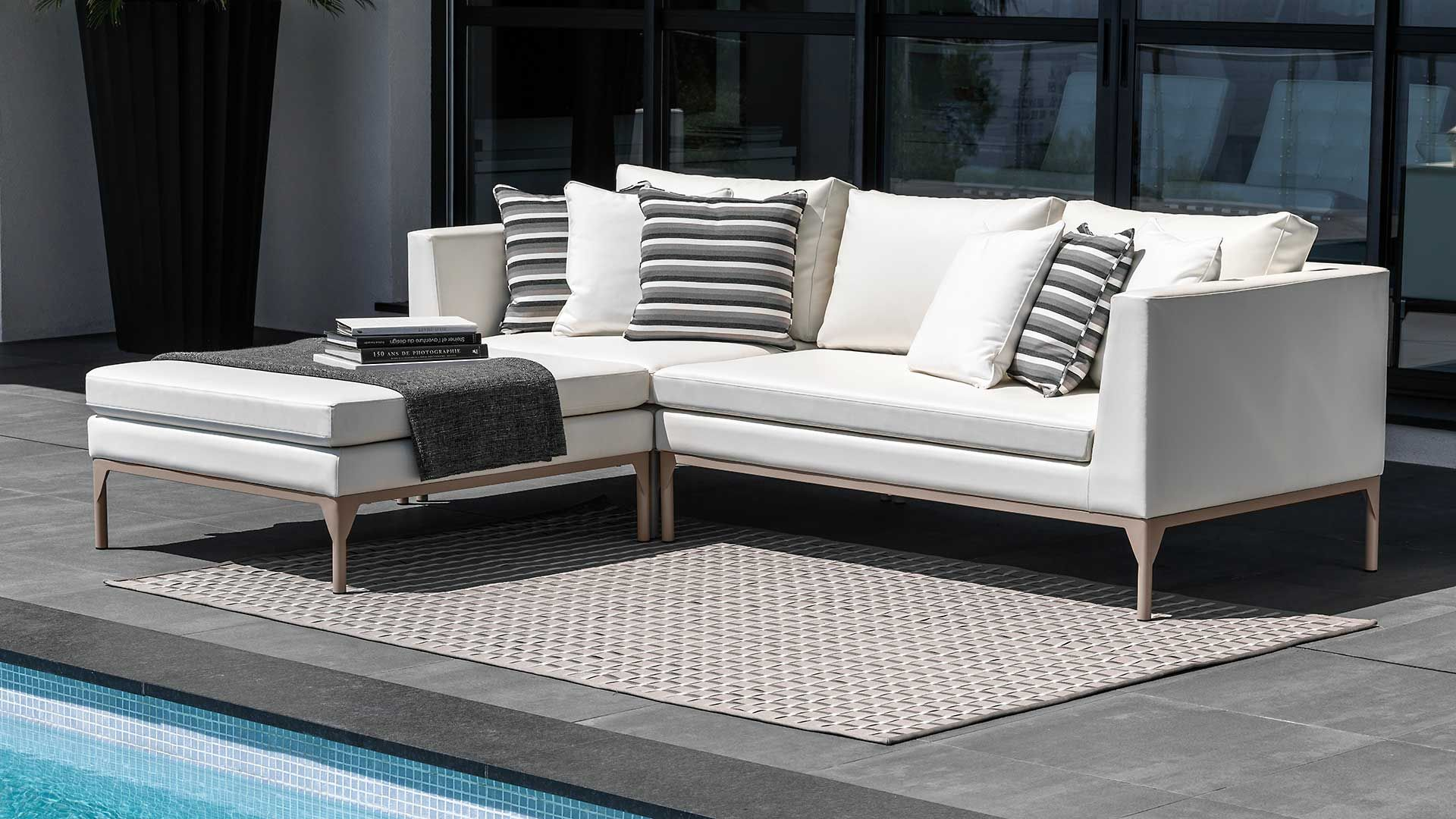 Talenti outdoor furniture from Italy Sofa armchairs chairs